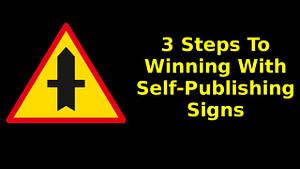self-publishing signs