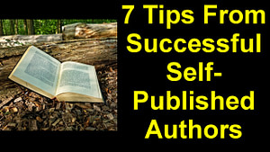 successful self-published authors