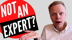 You Don't Have to be an Expert Writer to be a Best Seller