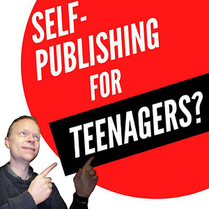 How much money can a first-time teenage author expect to make