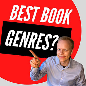 Which kinds of genres are most successful for self-publishers