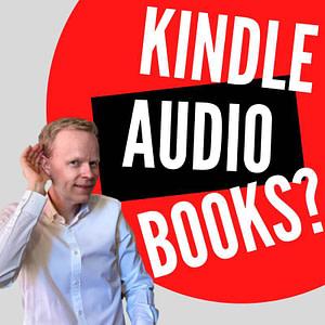 Are all Kindle books audio?