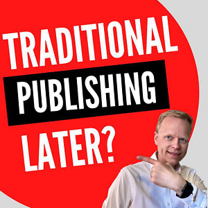Can I self-publish as an eBook and then later approach a publisher for paperback?