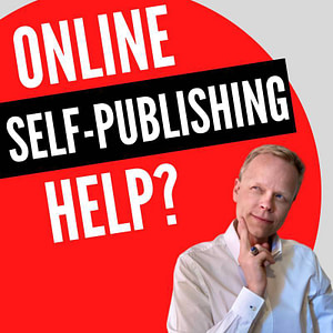 Can you get help from online sources to publish a book? Are there any free sites which help?