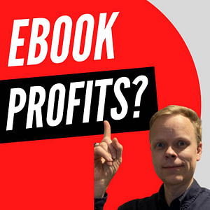 Can you write a book and then publish it as an eBook on your own and make money from it?