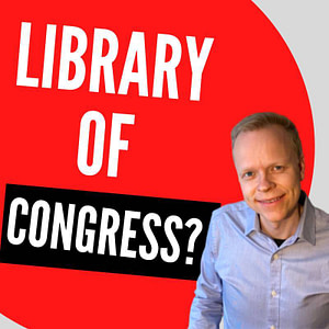 Do book publishing companies have people that scan the library of Congress to find new authors?