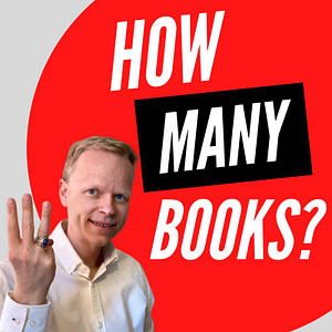 How many books do you need to sell to make a living?