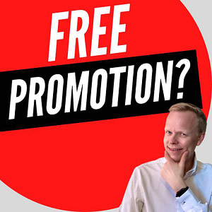 What are the best free ways to promote my kdp book online?