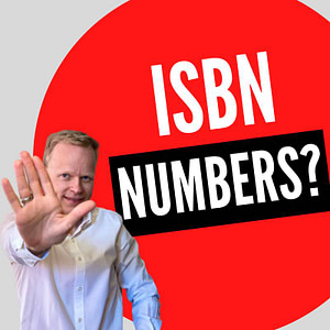 Where does a writer go to get an ISBN number if there is not an ISBN agency in its country according to the ISBN international website?