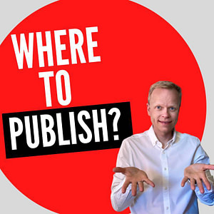 Where should a new writer seek to publish short fiction?
