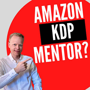 Who can mentor me to make the first sale on Amazon KDP?
