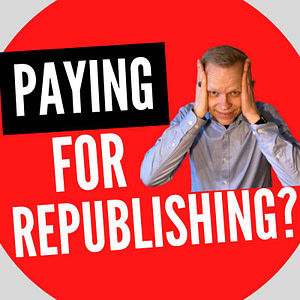 Apparently the publisher of my book 126 ways of Joy didn't edit my book properly. They want me to republish it for a lot of money. Is there any other way that I can fix it?