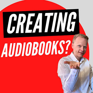 How do you get your self-published book on Amazon converted to an Audible book?