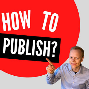 How do you publish a book on Amazon?