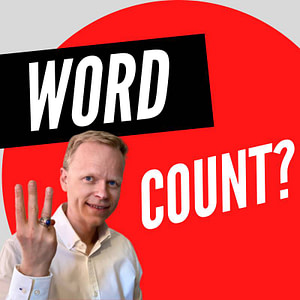 In terms of word count, what is a good output per day for a writer?