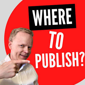 Where should a first time author start when seeking to publish a finished manuscript? Should it be sent to publishers?