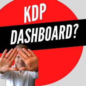 kdp amazon self publishing dashboard