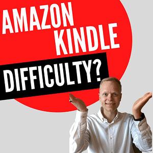 self publishing on Amazon Kindle