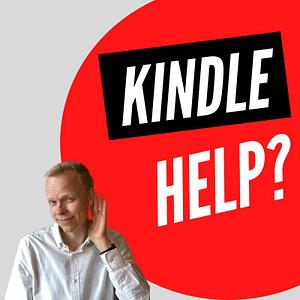 Amazon Kindle self publishing help