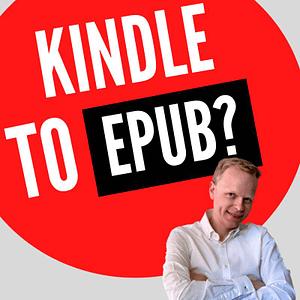 Kindle books to EPUB