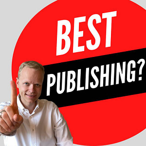 self publishing vs publisher