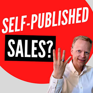 do self published books sell