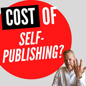 how much does self publishing cost?