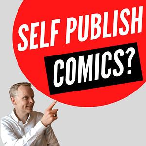 how to self publish comics