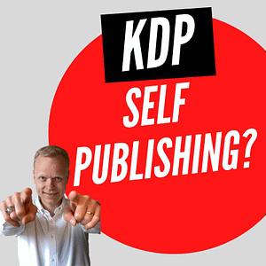 kdp self publishing