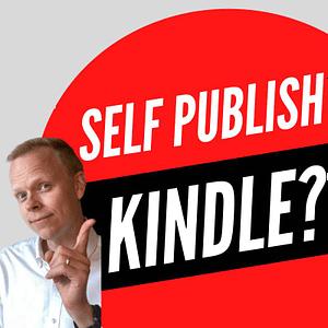self publish to Kindle