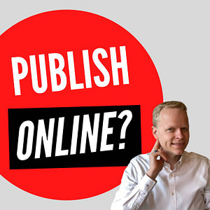 self publish your book online