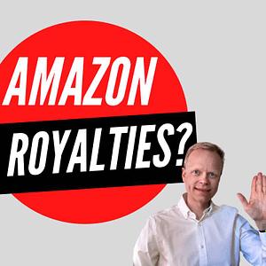 self publishing Amazon royalties