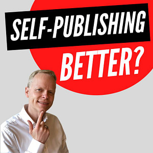 why self publishing is better