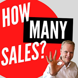 How many books do self published authors sell