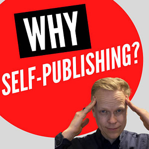 Why self publish a book