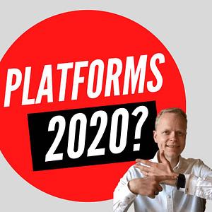 best self publishing platforms 2020