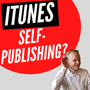 how to self publish an ebook on iTunes