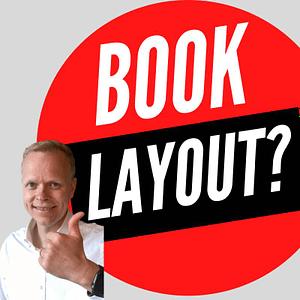 self publishing book layout