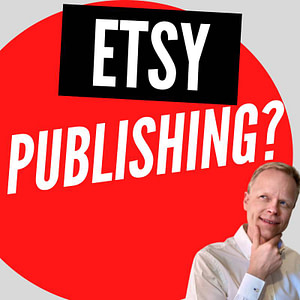 Can you sell self published books on Etsy