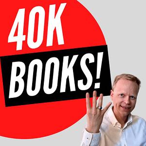 How I Sold Over 40K Books Self-Publishing