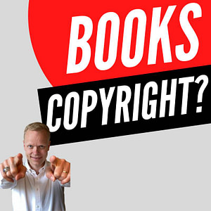 are self published books copyrighted