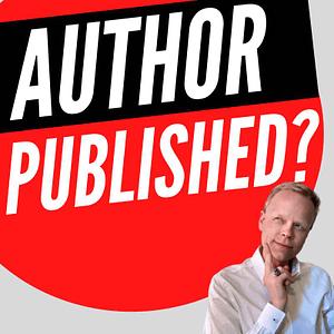 author published book