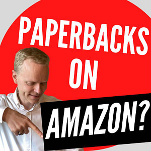 how to self publish a paperback book on amazon