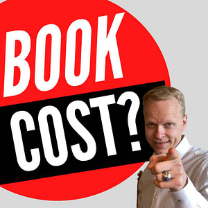 how much does self publishing a book cost