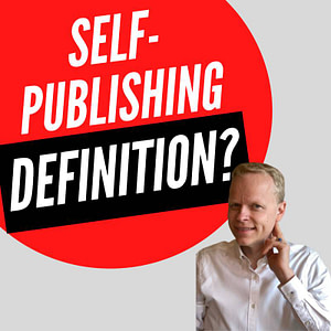 what does self publishing a book mean
