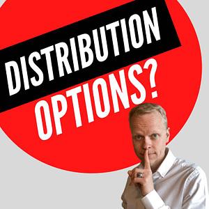Self Publishing Distribution Options