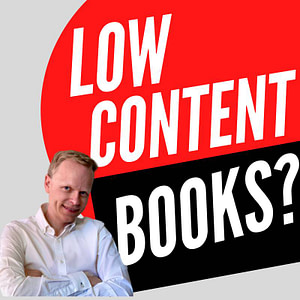 Self Publishing Low Content Books 1
