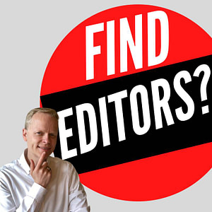 Where Can I Find Self Publishing Editors