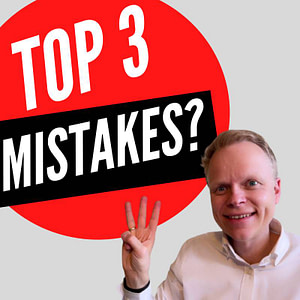3 Most Common New Self Publisher Mistakes
