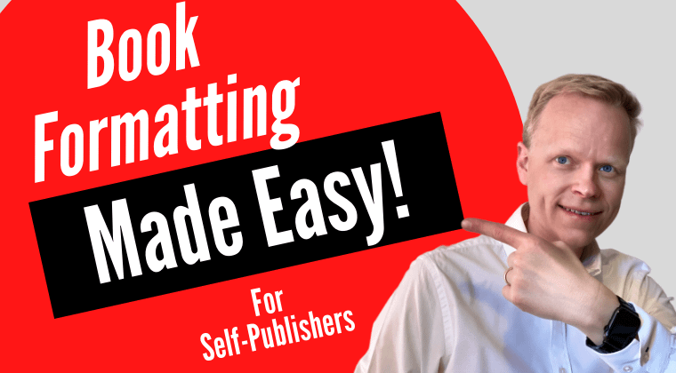 Book Formatting Made Easy For Self Publishers Course